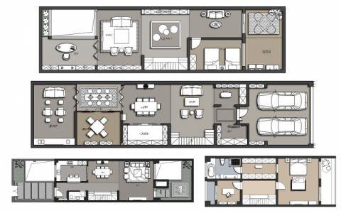 4室4卫4厅