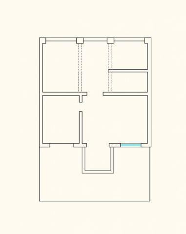 晋中曙光花园260平米中式风格户型图