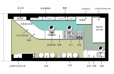 广州海运小区30平米风格户型图
