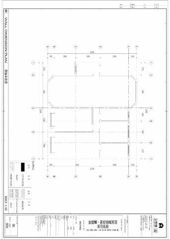天津天房崇德园130平米现代简约风格户型图