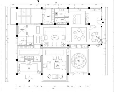 8室6卫2厅