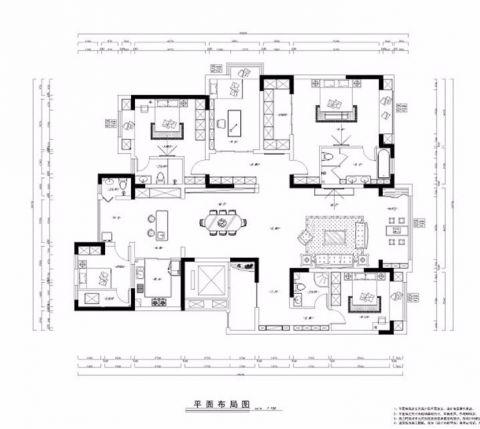 5室4卫2厅