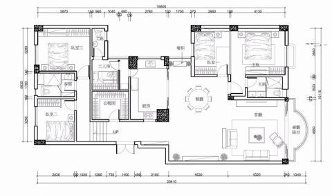 5室2卫2厅