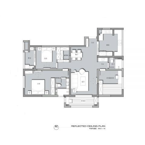 2室2卫3厅