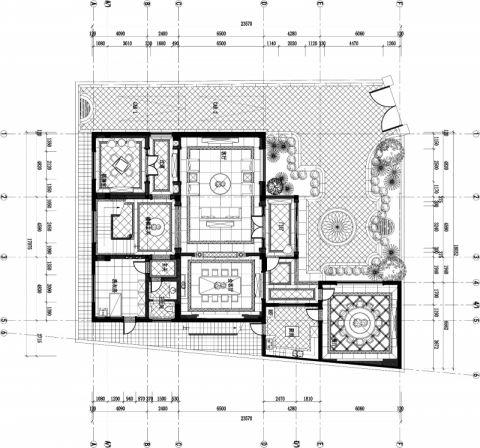 4室5卫3厅