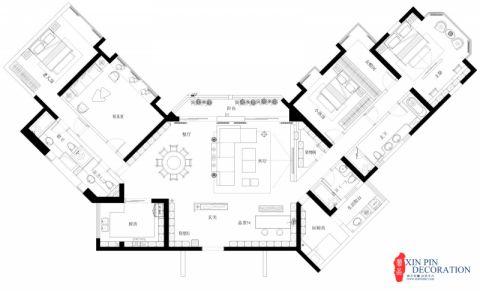 4室4卫1厅
