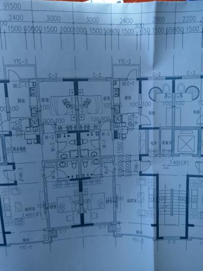 起居室和卧室中间那面墙可以砸吗?