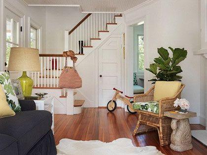 别墅楼梯设计:多种方案,供你选择