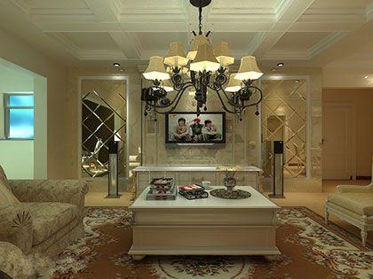 欧式客厅装修:不可忽视的六大注意事项