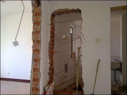 承重墙可以开门吗?专业技术为您支招