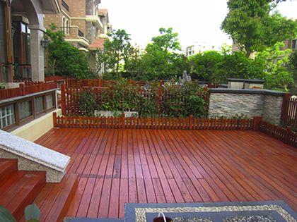如何做好防腐木地板的安装?7大步骤防患于未然