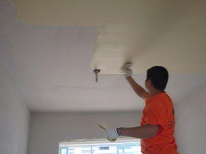 粉刷石膏施工:四大必备装修工艺要点
