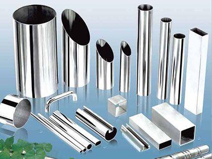不锈钢装饰管 不同种类不同规格