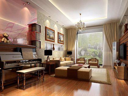 客厅装修如何设计?4款效果图来教会你