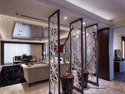 客厅隔断柜设计知识 做足设计前的必须功课