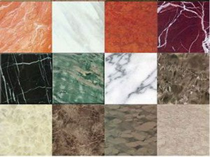 石材种类集锦 你究竟认识多少种?