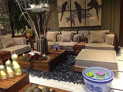 中式风格家装:低调内敛而又不失奢华大气
