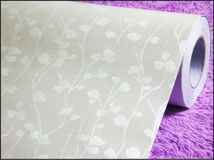 "PVC墙纸:环保美观的墙面粘贴""画"""