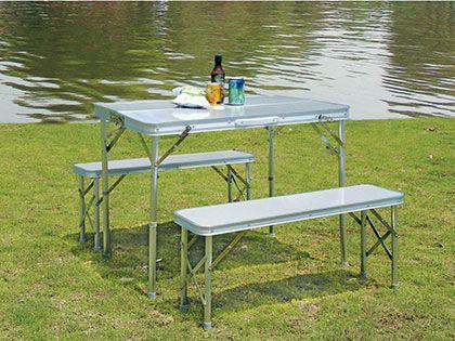 户外折叠桌选购指南:坚固耐用是基本方向