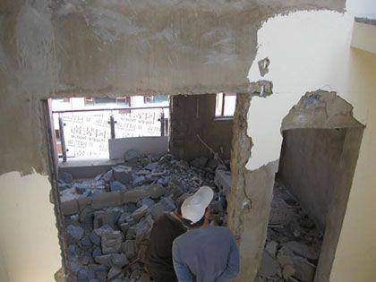 墙体拆除安全隐患多,价格多少还需警惕