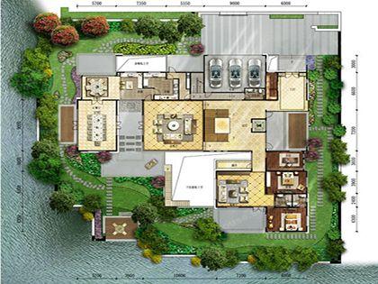 别墅户型图,哪一款才最适合你?