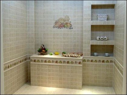 贴瓷砖注意事项:精细工艺给您美观空间