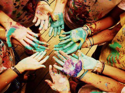 油漆怎么洗?衣服和手各有诀窍