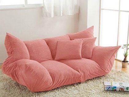 懒人沙发制作 简单五步即可得到舒适柔软的座椅
