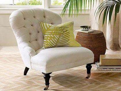 单人沙发如何选购? 三大要点值得关注