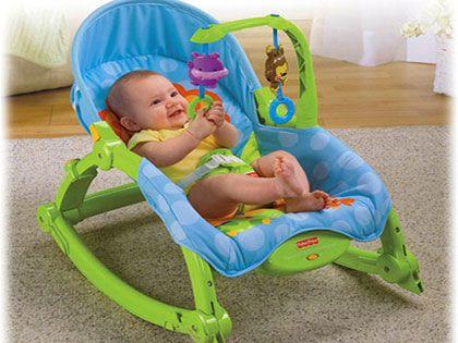 婴儿摇椅如何选购? 父母们不可不知的八大要点