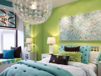 卧室颜色风水:睡得安心做个好梦