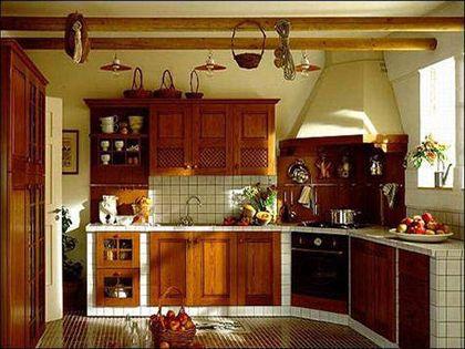 砖砌橱柜选材:打造不一样的特色厨房