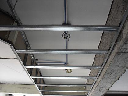 吊顶施工工艺:流程细节需谨记