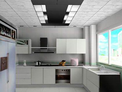 135平米三室两厅装修设计方案,现代风格大变样