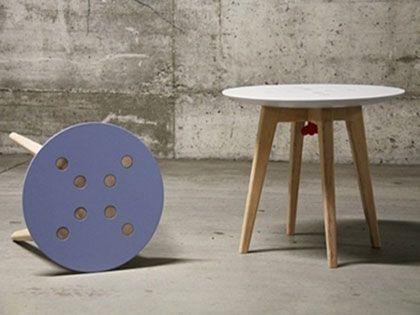 创意家具组装,凳子桌子随意切换