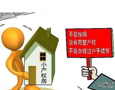 购买小产权房的4项注意和4大风险