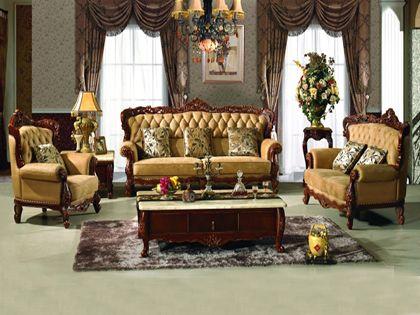 欧式沙发尺寸详解:空间摆放有讲究