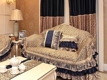 """沙发套布料:给你家的沙发换件""""外套""""吧"""