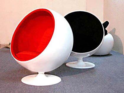 太空椅:舒适有趣的创意设计