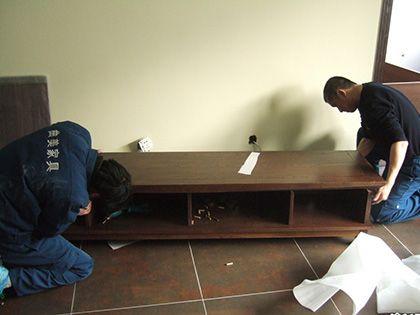 家具进场顺序:有条不紊不耽误工期