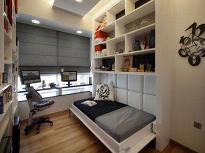 小户型设计  三种装修风格更易提升空间感