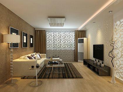 60平米两室一厅装修效果图 教你如何极致利用空间