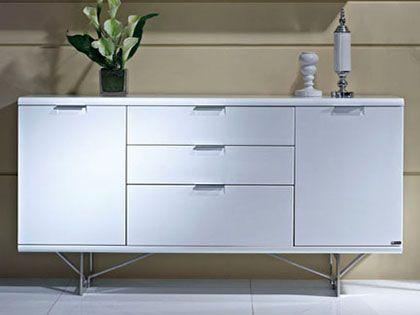 餐边柜尺寸:造型与功能两手抓