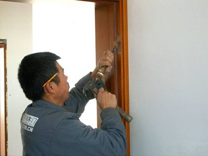 實木門安裝方法:教您做個DIY達人