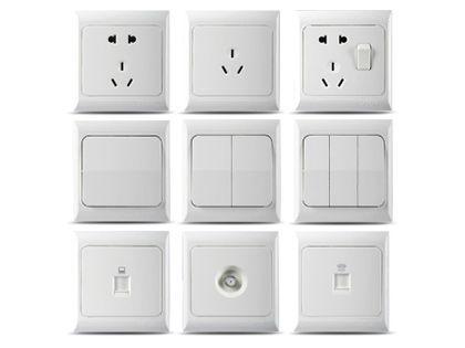 家用开关插座排名 购买安全有保障