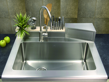 不锈钢水槽品牌推荐 国内国外知名品牌一览
