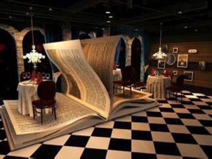 特色餐厅装修:五个必备又实用的设计方案知识