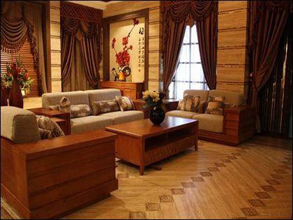 木纹砖铺贴方法:简单十步还原朴实之美