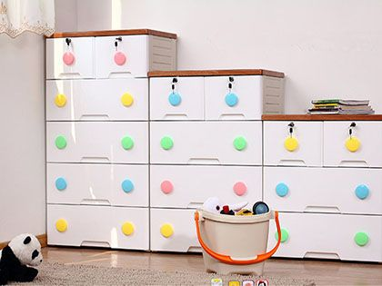 兒童收納柜十大品牌:產品用心,父母放心