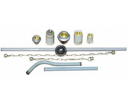 小配件大作用,灯具配件质量会影响灯具使用寿命